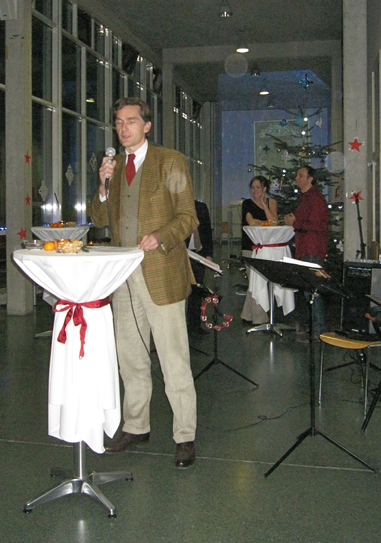institutsweihnachtsfeier